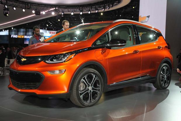 2017 Chevrolet Bolt: Detroit Auto Show