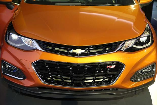 Elegant 2017 Chevrolet Cruze Hatchback Detroit Auto Show  Autotrader