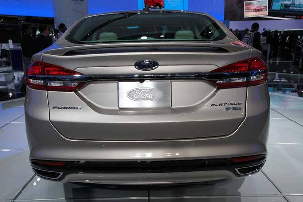 2017 Ford Fusion: Detroit Auto Show featured image large thumb4