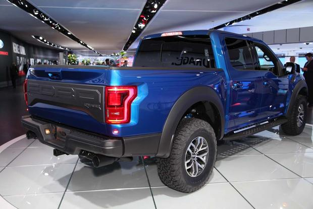2017 Ford F-150 Raptor SuperCrew: Detroit Auto Show featured image large thumb5