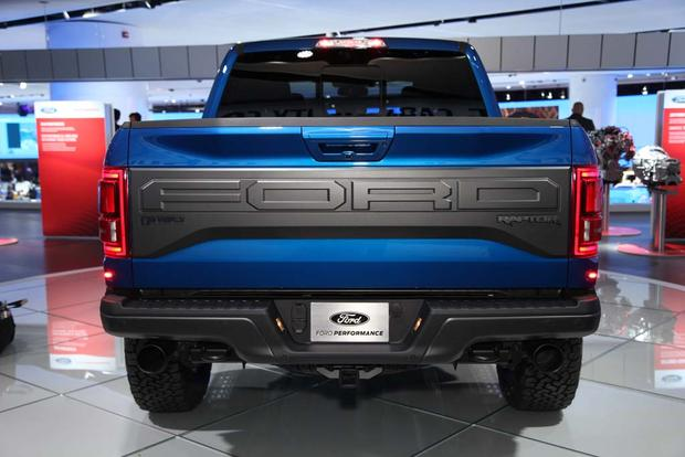 2017 Ford F-150 Raptor SuperCrew: Detroit Auto Show featured image large thumb6