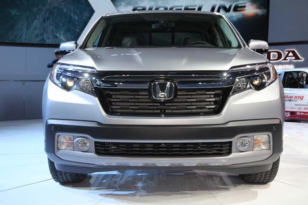2017 Honda Ridgeline: Detroit Auto Show featured image large thumb0