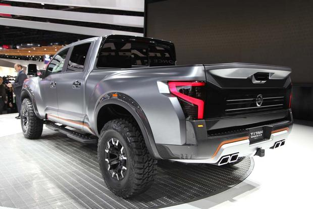 Nissan Titan Warrior Concept: Detroit Auto Show featured image large thumb8