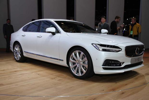 2017 Volvo S90 Detroit Auto Show Featured Image Large Thumb0