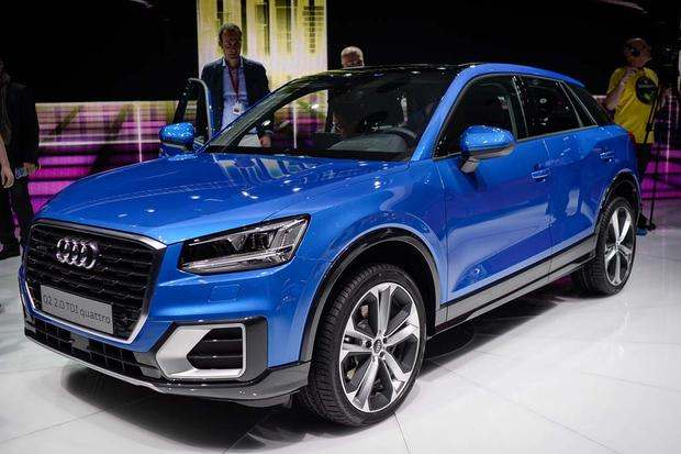 2017 Audi Q2 and 2017 Audi RS Q3: Geneva Auto Show featured image large thumb7