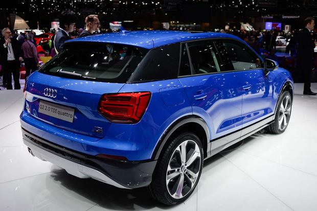 2017 Audi Q2 and 2017 Audi RS Q3: Geneva Auto Show featured image large thumb9