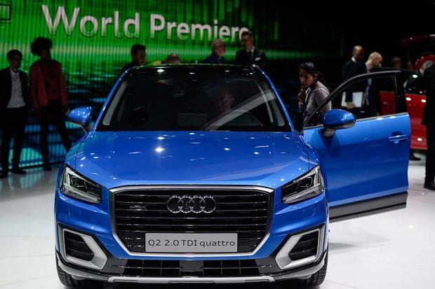 2017 Audi Q2 and 2017 Audi RS Q3: Geneva Auto Show featured image large thumb6