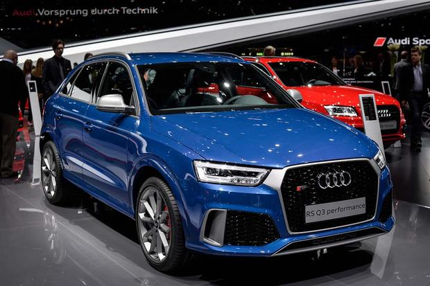 2017 Audi Q2 and 2017 Audi RS Q3: Geneva Auto Show featured image large thumb1