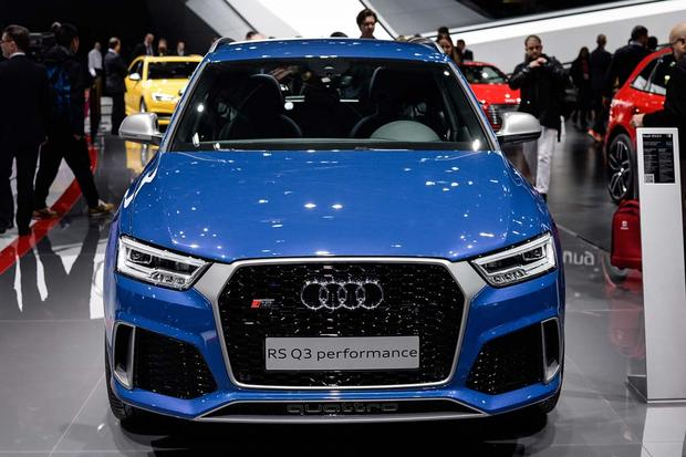 2017 Audi Q2 and 2017 Audi RS Q3: Geneva Auto Show featured image large thumb0