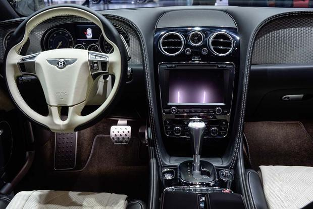 2017 Bentley Mulsanne And 2017 Bentley Flying Spur V8 S Geneva Auto