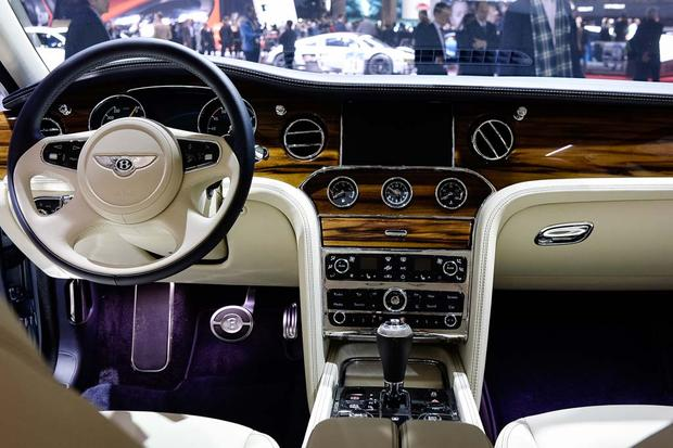 2017 Bentley Mulsanne and 2017 Bentley Flying Spur V8 S: Geneva Auto Show featured image large thumb5