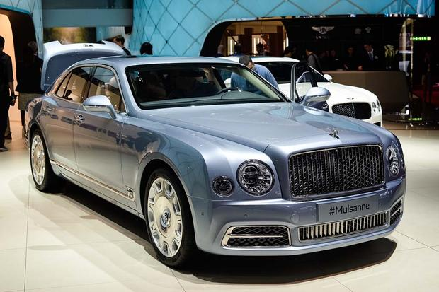 2017 Bentley Mulsanne And Flying Spur V8 S Geneva Auto Show