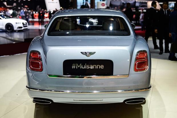 2017 Bentley Mulsanne and 2017 Bentley Flying Spur V8 S: Geneva Auto Show featured image large thumb4