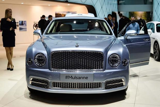 2017 Bentley Mulsanne And Flying Spur V8 S Geneva Auto Show Featured Image