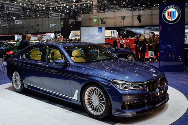 2017 BMW M760i xDrive: Geneva Auto Show featured image large thumb10