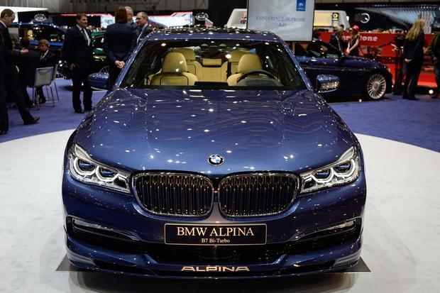 2017 BMW M760i xDrive: Geneva Auto Show featured image large thumb11