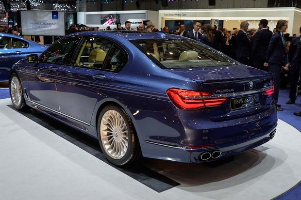 2017 BMW M760i xDrive: Geneva Auto Show featured image large thumb12