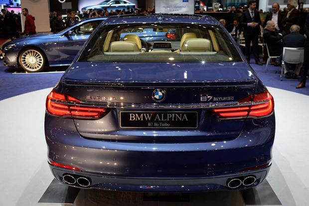2017 BMW M760i xDrive: Geneva Auto Show featured image large thumb13