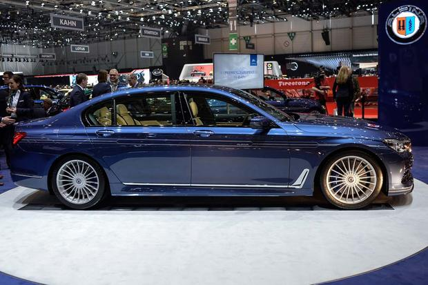 2017 BMW M760i xDrive: Geneva Auto Show featured image large thumb8