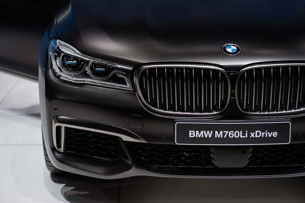2017 BMW M760i xDrive: Geneva Auto Show featured image large thumb4