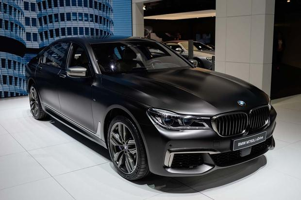 2017 BMW M760i xDrive: Geneva Auto Show featured image large thumb0
