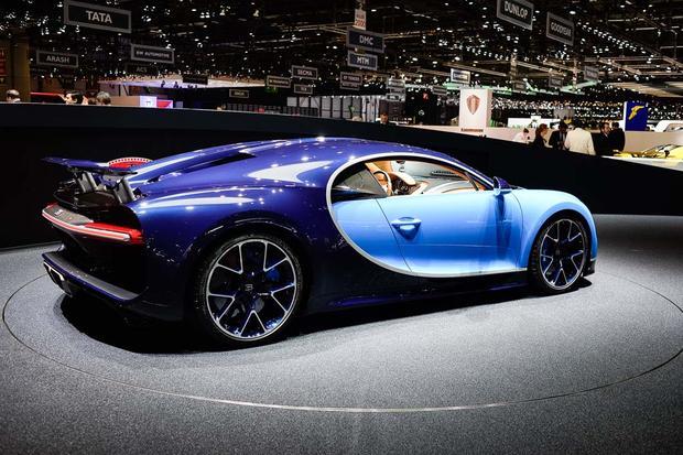 2017 Bugatti Chiron: Geneva Auto Show - Autotrader