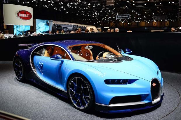 Bugatti color changing car price