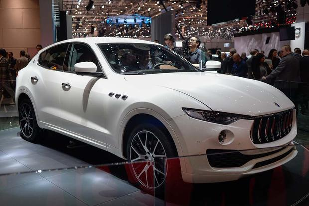 2017 Maserati Levante: Geneva Auto Show featured image large thumb1