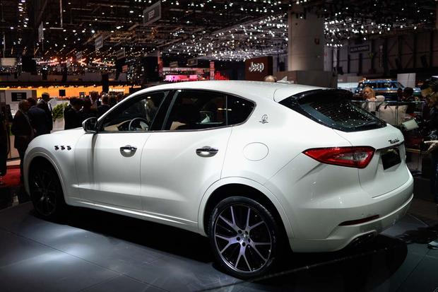 2017 Maserati Levante: Geneva Auto Show featured image large thumb3