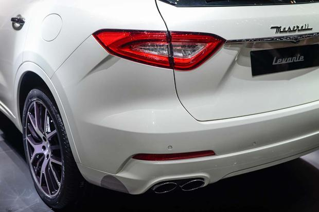 2017 Maserati Levante: Geneva Auto Show featured image large thumb7