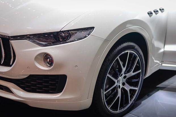 2017 Maserati Levante: Geneva Auto Show featured image large thumb8