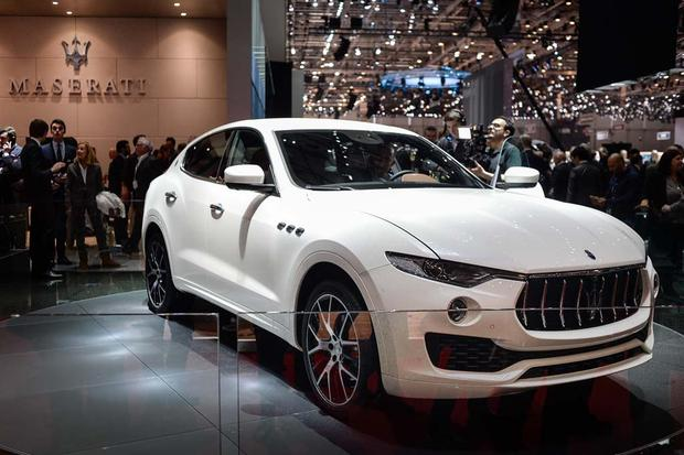 2017 Maserati Levante Geneva Auto Show Featured Image Large Thumb0