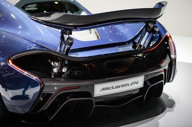 2016 McLaren 675LT Spider and P1 Carbon Fiber: Geneva Auto Show featured image large thumb12