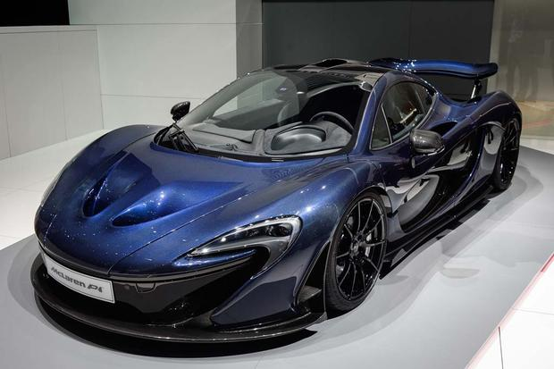 2016 McLaren 675LT Spider and P1 Carbon Fiber: Geneva Auto Show featured image large thumb10