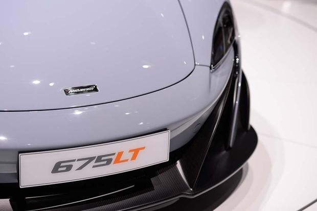 2016 McLaren 675LT Spider and P1 Carbon Fiber: Geneva Auto Show featured image large thumb2
