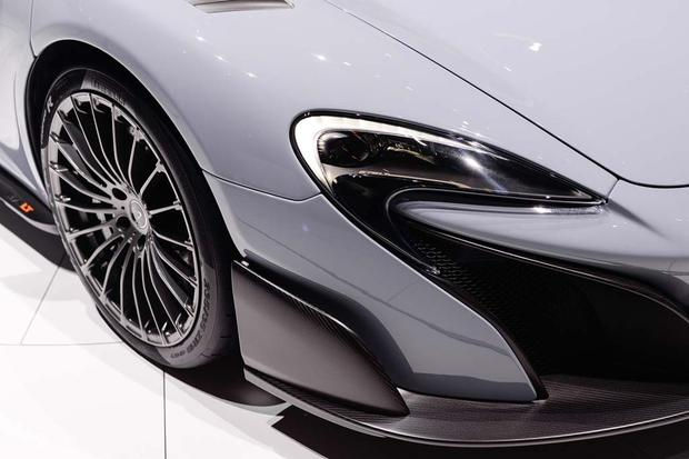 2016 McLaren 675LT Spider and P1 Carbon Fiber: Geneva Auto Show featured image large thumb3