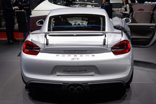 2017 Porsche 718 Boxster, 718 Cayman and 2017 Porsche 911 R: Geneva Auto Show featured image large thumb13