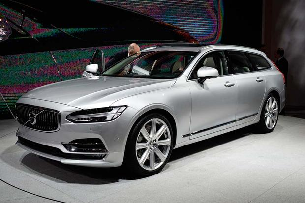 2017 Volvo V90: Geneva Auto Show featured image large thumb0
