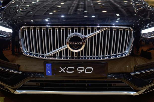 2017 Volvo V90: Geneva Auto Show featured image large thumb13
