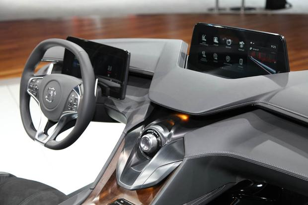 Acura Precision Cockpit Concept: LA Auto Show