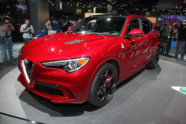 2018 Alfa Romeo Stelvio: LA Auto Show featured image large thumb2
