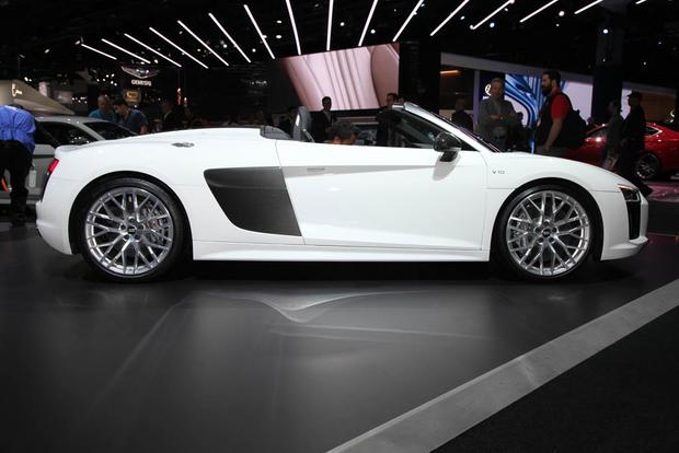 2018 audi i8. contemporary audi 2018 audi a5 and r8 v10 plus exclusive edition la auto show featured image  large inside audi i8 y