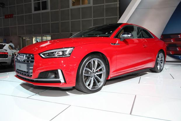 2018 Audi A5 and R8 V10 Plus Exclusive Edition: LA Auto Show featured image large thumb9