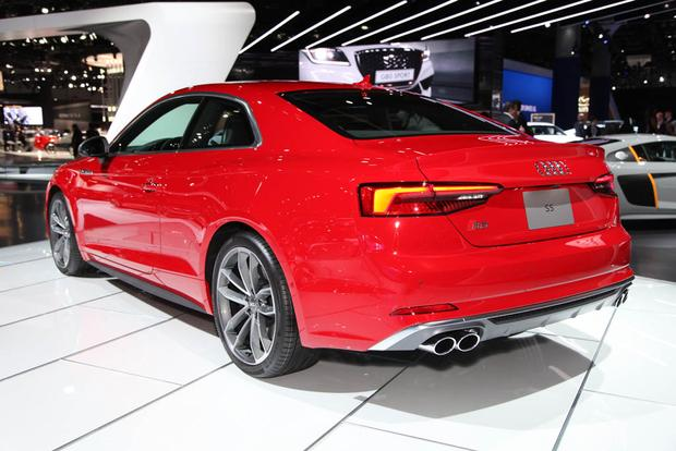 2018 Audi A5 and R8 V10 Plus Exclusive Edition: LA Auto Show featured image large thumb11