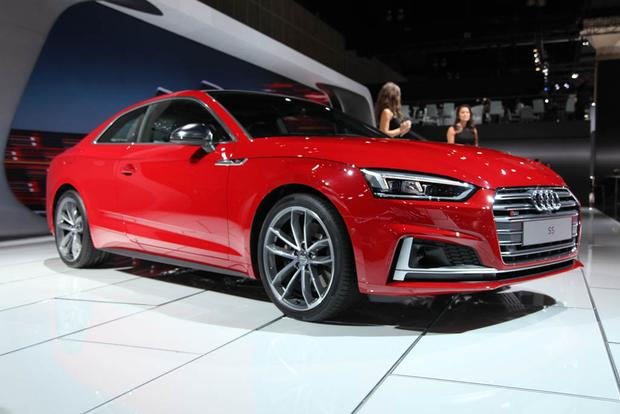 2018 Audi A5 and R8 V10 Plus Exclusive Edition: LA Auto Show featured image large thumb12