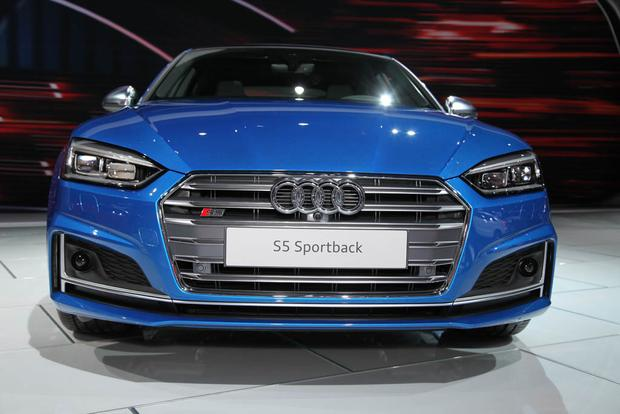 2018 Audi A5 and R8 V10 Plus Exclusive Edition: LA Auto Show featured image large thumb14