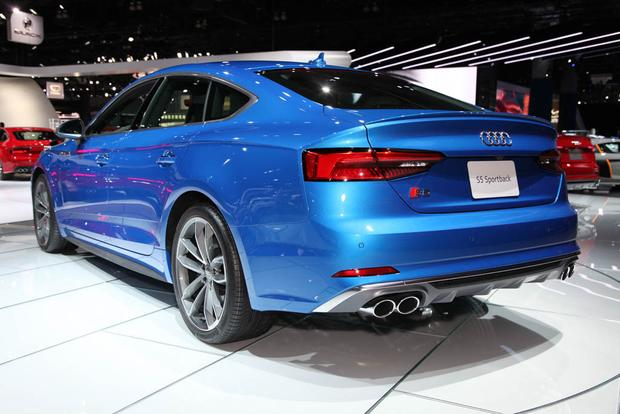 2018 Audi A5 and R8 V10 Plus Exclusive Edition: LA Auto Show featured image large thumb17