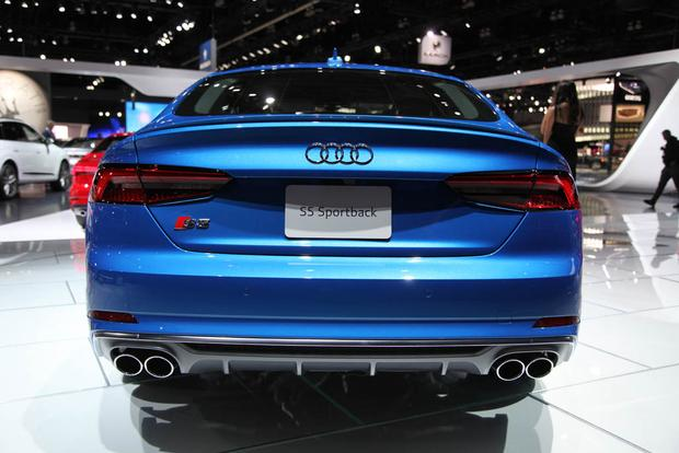 2018 Audi A5 and R8 V10 Plus Exclusive Edition: LA Auto Show featured image large thumb18