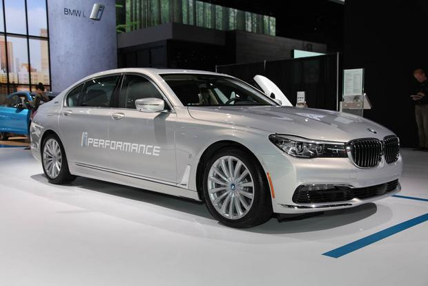 2017 BMW 740e XDrive IPerformance LA Auto Show Featured Image Large Thumb1