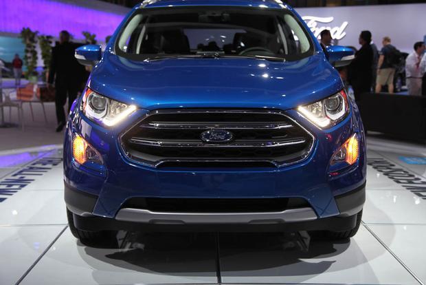 2018 Ford EcoSport: LA Auto Show